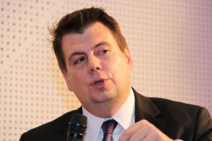 Holger Amberg ist Geschäftsführer des Industrieparks Gersthofen