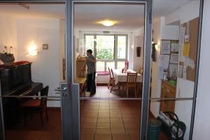 Zu Besuch bei Eser21, eine psycho- und sozialtherapeutische Einrichtung für Menschen in Lebenskrisen