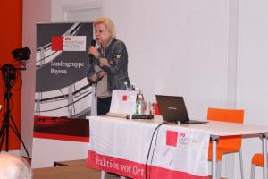 Hilde Mattheis, gesundheitspolitische Sprecherin der SPD-Bundestagsfraktion