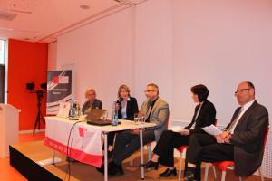 Die Sicht der PraktikerInnen: Podiumsdiskussion