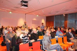 Zu Gast:Praktiker, Angehörige, Betroffene und interessierte Bürgerinnen und Bürger