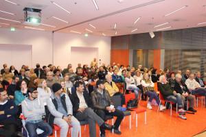 Die Vortragsveranstaltung mit anschließender Diskussion war sehr gut besucht. Herzlichen Dank an alle Anwesenden!