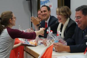 Bei der Vorstellung der schwäbischen Bundestagskandidaten 2016.