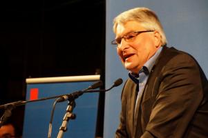 """Der Landtagsabgeordnete Harald Güller warf der CSU eine """"Mogelpackung"""" beim Thema bezahlbarer Wohnraum vor."""
