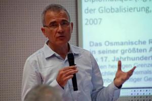 Clemens Ronnefeldt, Theologe und Nahost-Experte
