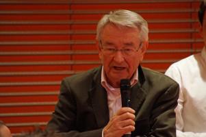 Der ehemalige Bürgermeister von Augsburg, Klaus Kirchner.