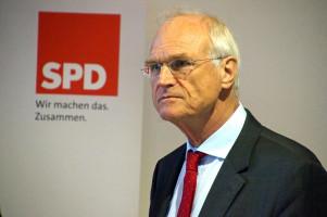 Lothar Binding, finanzpolitischer Sprecher der SPD-Fraktion in Berlin