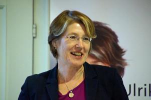 MdB Ulrike Bahr führte ins Thema ein