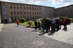 In der Gedenkstätte Hohenschönhausen