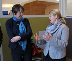 Gespräch mit Dagmar Fritz-Kramer, Geschäftsführerin von Baufritz