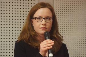 Claudia Egger, Vorsitzende des Jugendrates Friedberg, kam über die Lektüre eines Buches von Hillary Clinton zum Engagement.