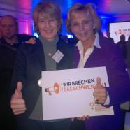 Ulrike Bahr und Maria von Welser