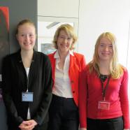 Lisa, Anja und Ulrike Bahr