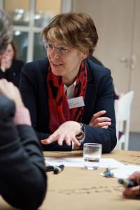 MdB Ulrike Bahr.