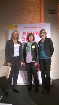 Dr. Simone Raatz, Caren Marks, Ulrike Bahr