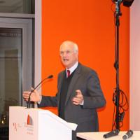 Lothar Binding, finanzpolitischer Sprecher der SPD-Bundestagsfraktion